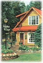 Alpine Village, main building.