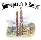 Sunwapta Falls Resort, logo