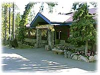 Sunwapta Falls Resort main lodge