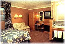 Astoria Hotel, Jasper, Alberta, room example 1