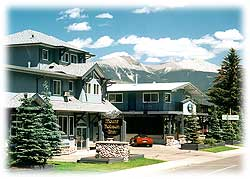 Mount Robson Inn: summer in the Canadian Rockies