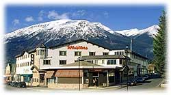 Whistlers Inn street view.