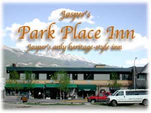 Park Place Inn, downtown Jasper