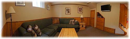Centenial Park Guesthouse livingroom