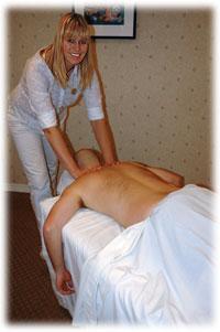 Jasper's Mountain Wellness Day Spa, massage and pamper.