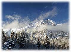 Royal LePage, Summitview Realty, Pyramid Mountain, winter