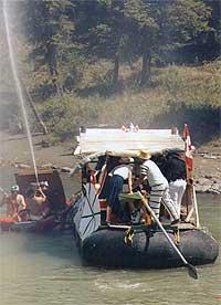 can you canoe race