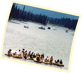 Can-U-Canoe Race