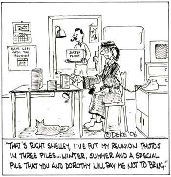 Deke's third cartoon