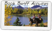 Book Banff Activities