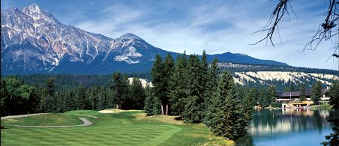 Enjoy Spectacular Golf in Jasper!