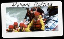 Maligne Rafting