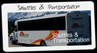 Jasper Shuttles & Transportation